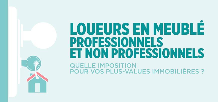 L'imposition des plus-values immobilières pour les LMP et LMNP