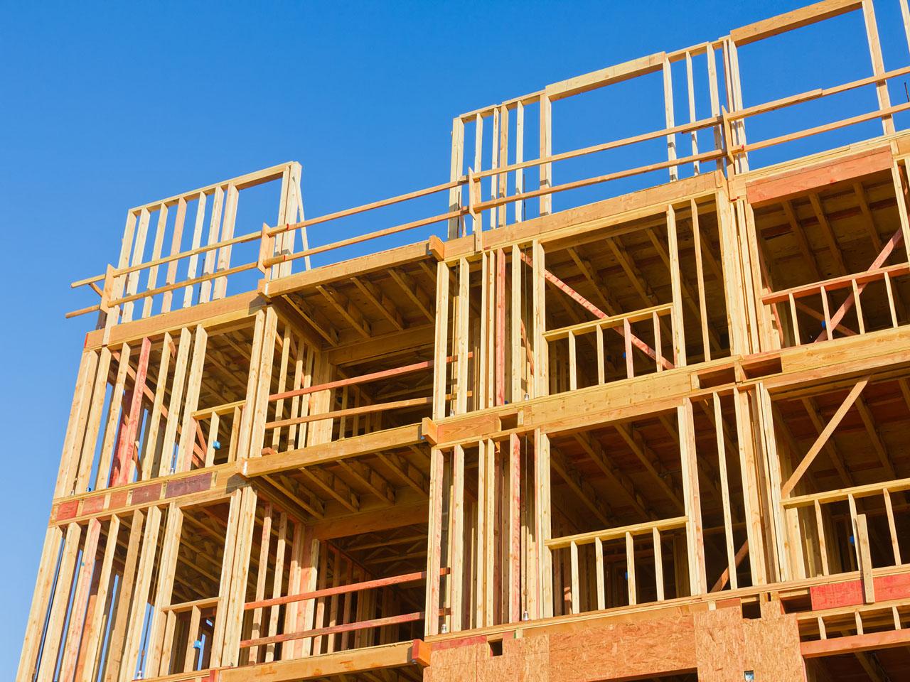 Des immeubles en bois de plus de 10 étages