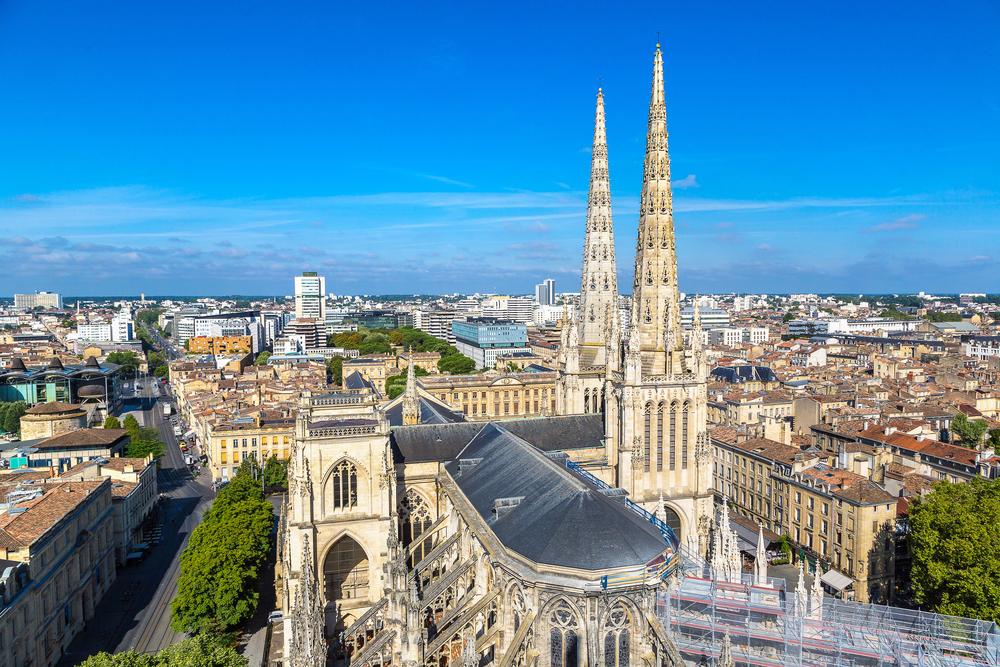 Les tours Hypérion et Silva à Bordeaux