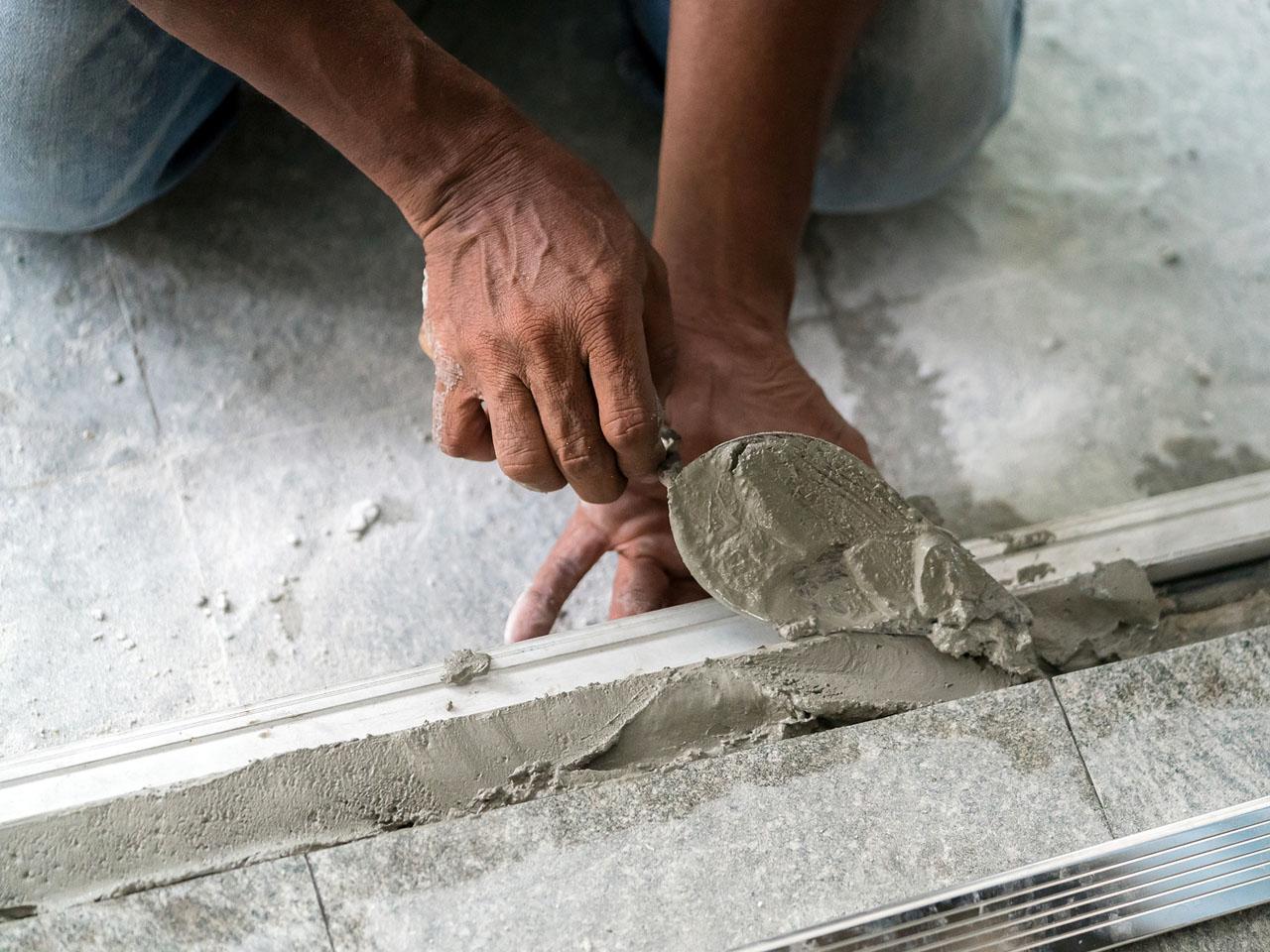 Une mousse isolante à base de ciment