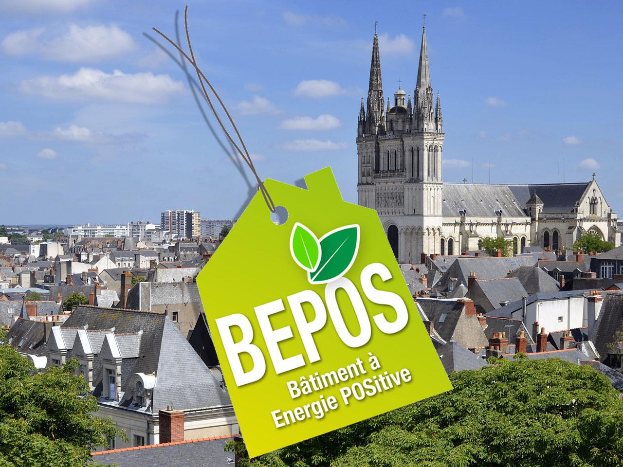 Angers, un projet immobilier à énergie positive