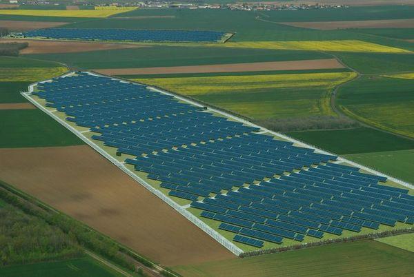 Avec le parc TIPER, Thouars est à l'heure des énergies renouvelables