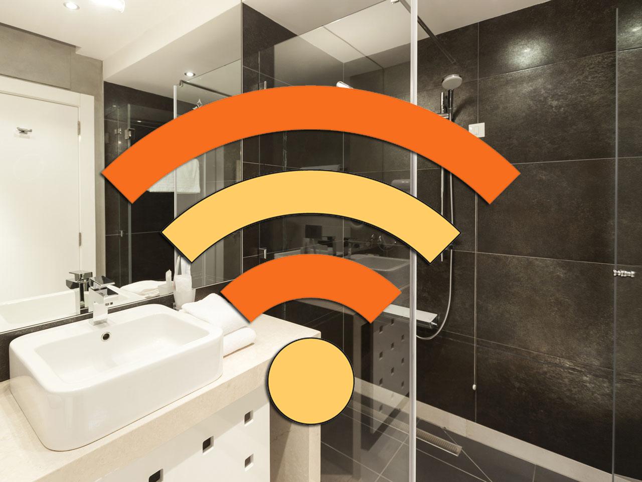 Google s'invite dans votre salle de bain
