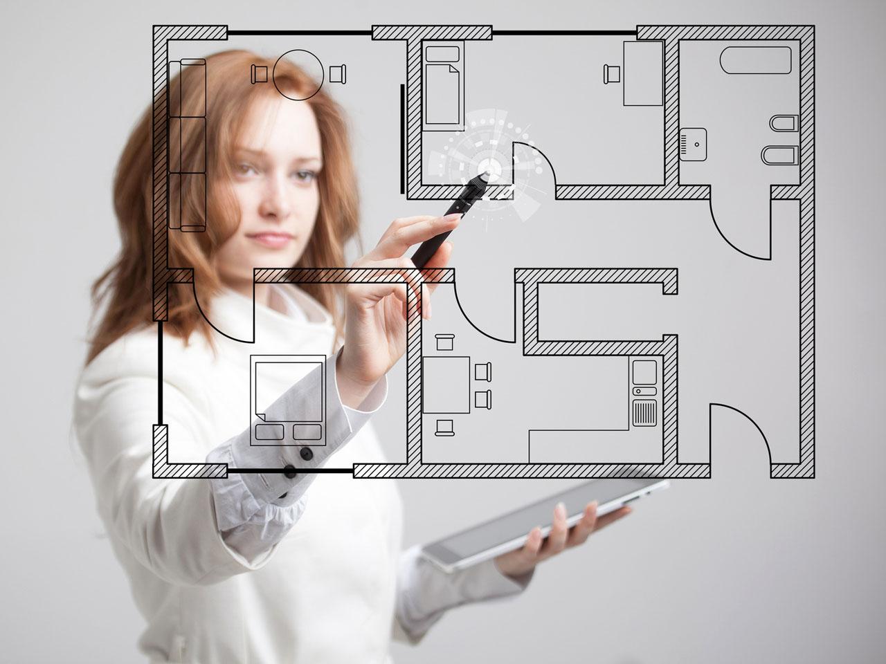 La réalité augmentée au service de l'immobilier