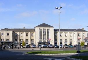 Le Pôle Gare de Chartres va renforcer l'attractivité de la ville