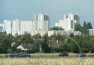 Le renouveau du quartier Orgeval à Reims