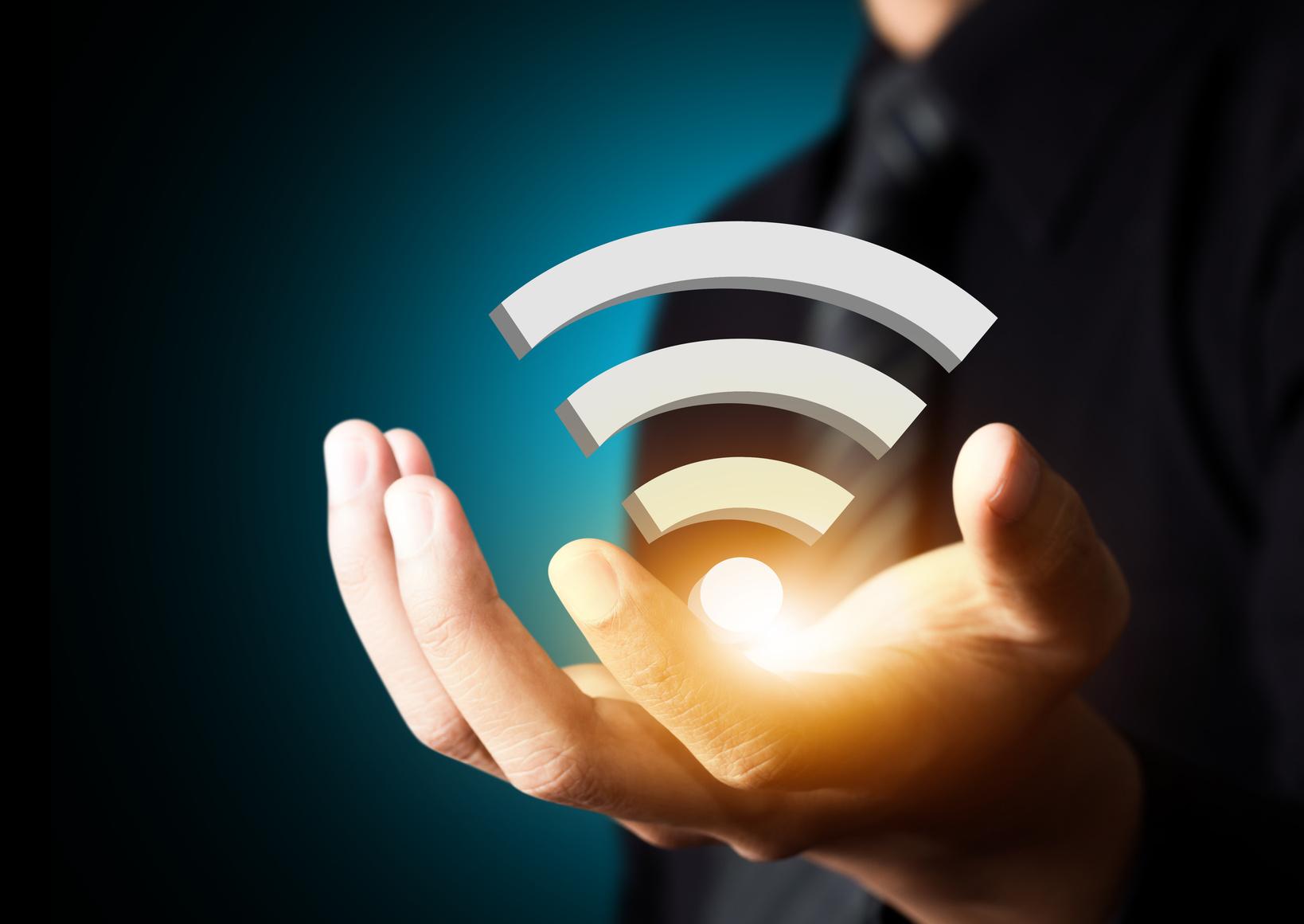 Le WiFi au service de la domotique