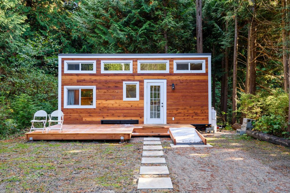 Une « tiny-house » : qu'est-ce que c'est ?