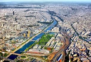 Zoom sur le projet Bercy-Charenton de la ville de Paris
