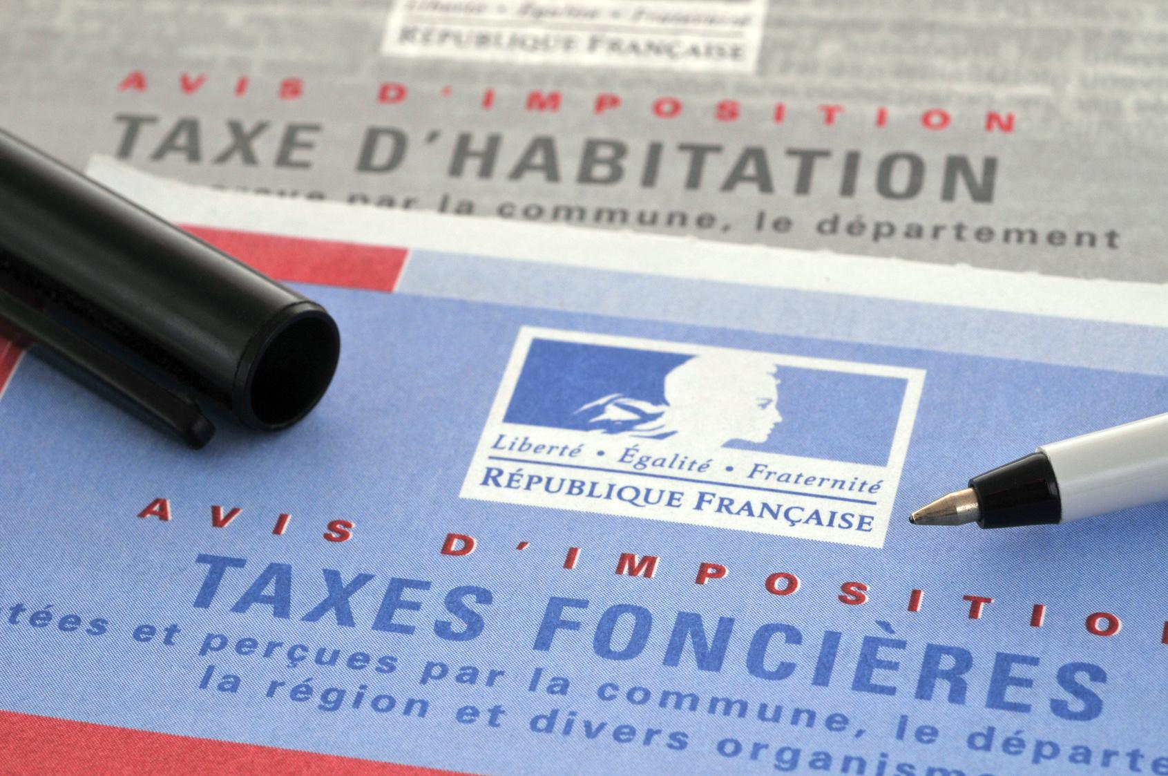 Les collectivités augmentent la taxe foncière