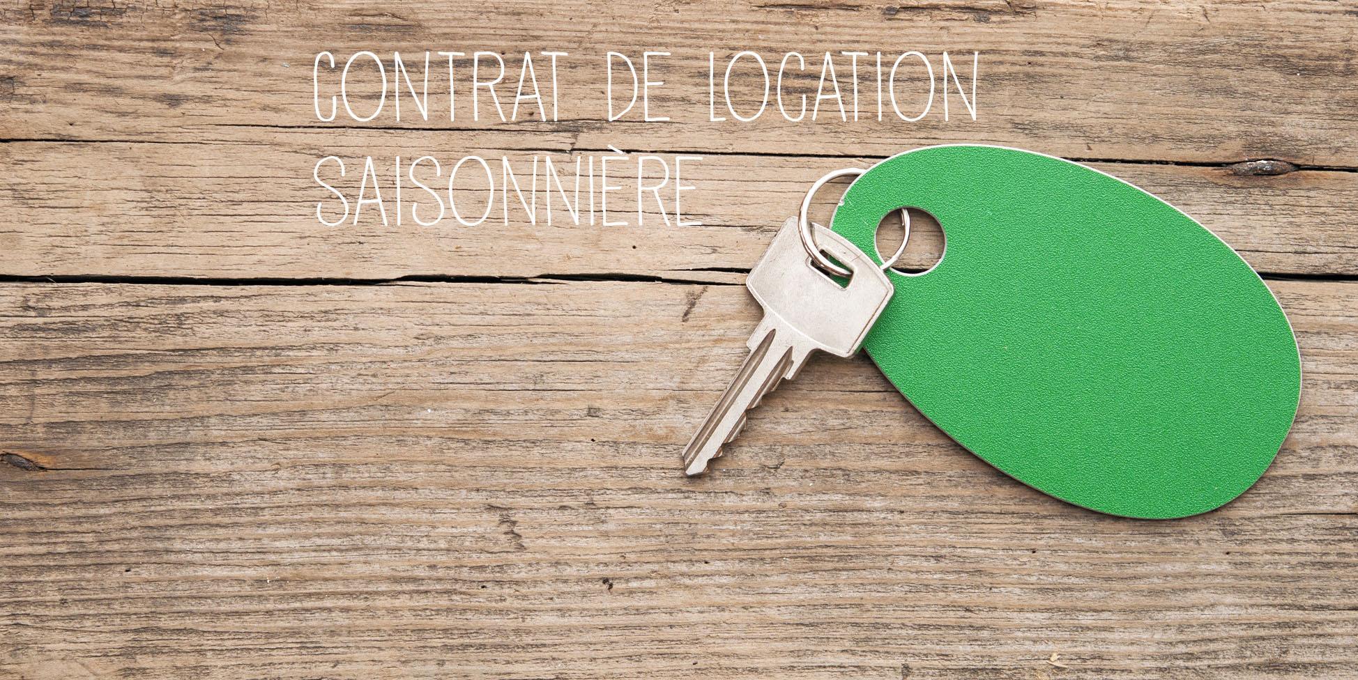 Location de vacances : rédigez le contrat avec soin !