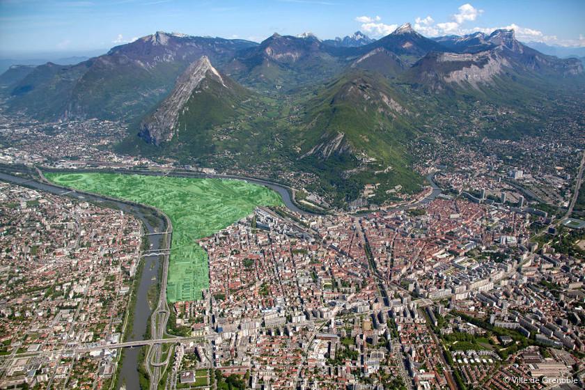 Grenoble Presqu'île : une mutation profonde