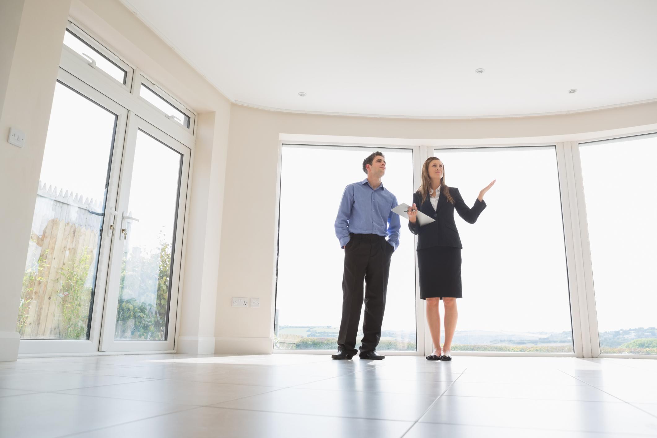 agent immobilier trouver bien