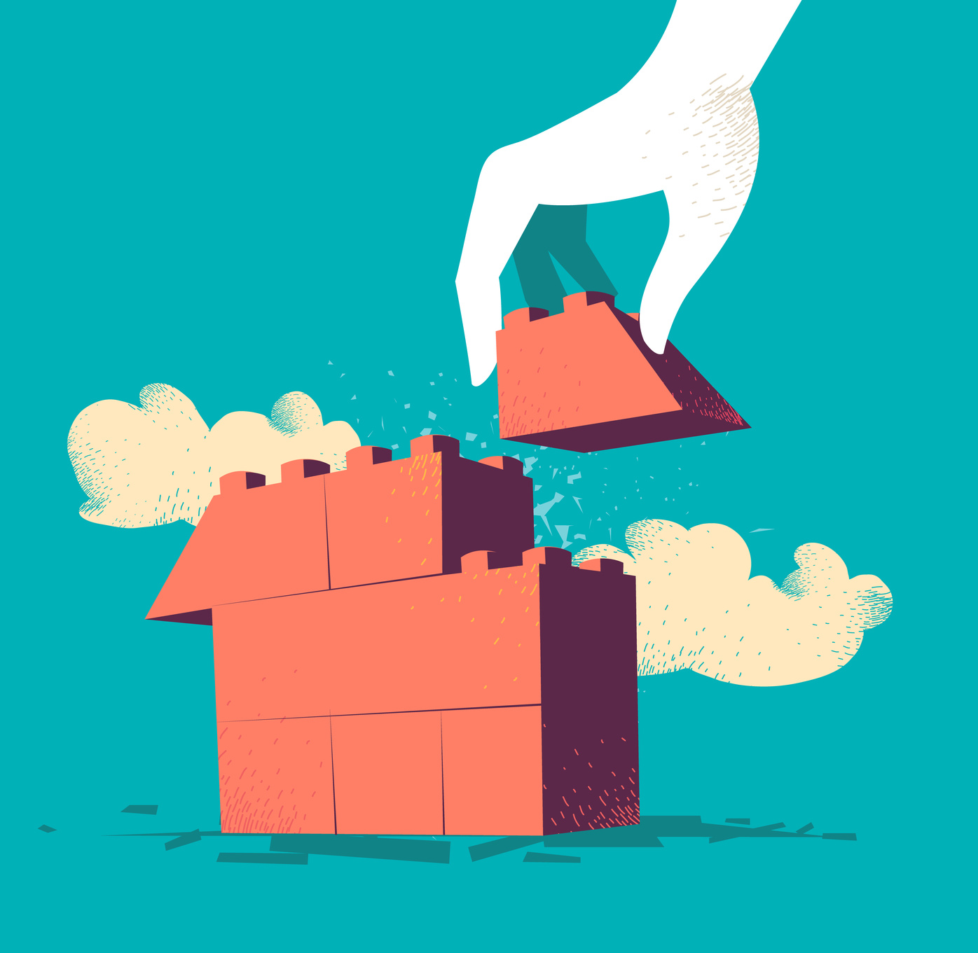 Copropriété : comment faire pour surélever l'immeuble ?