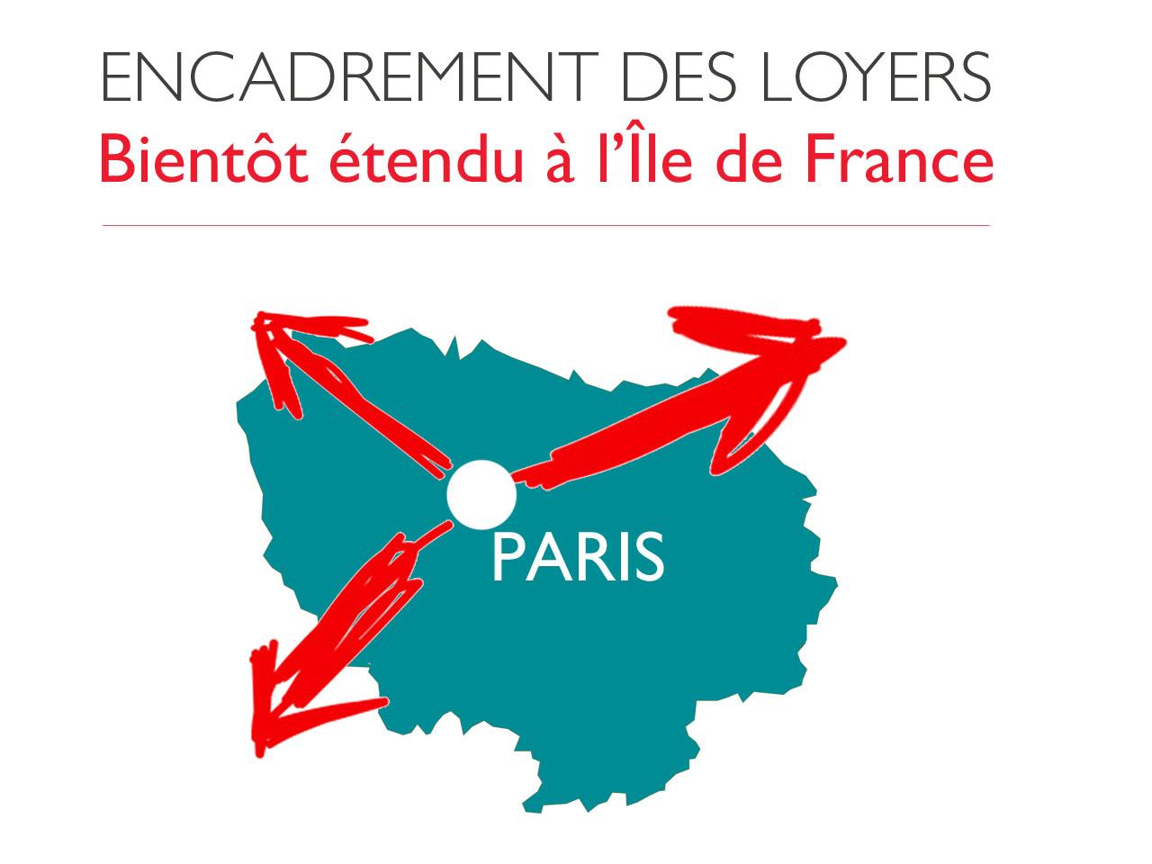 L'encadrement des loyers pourrait s'étendre à la région parisienne