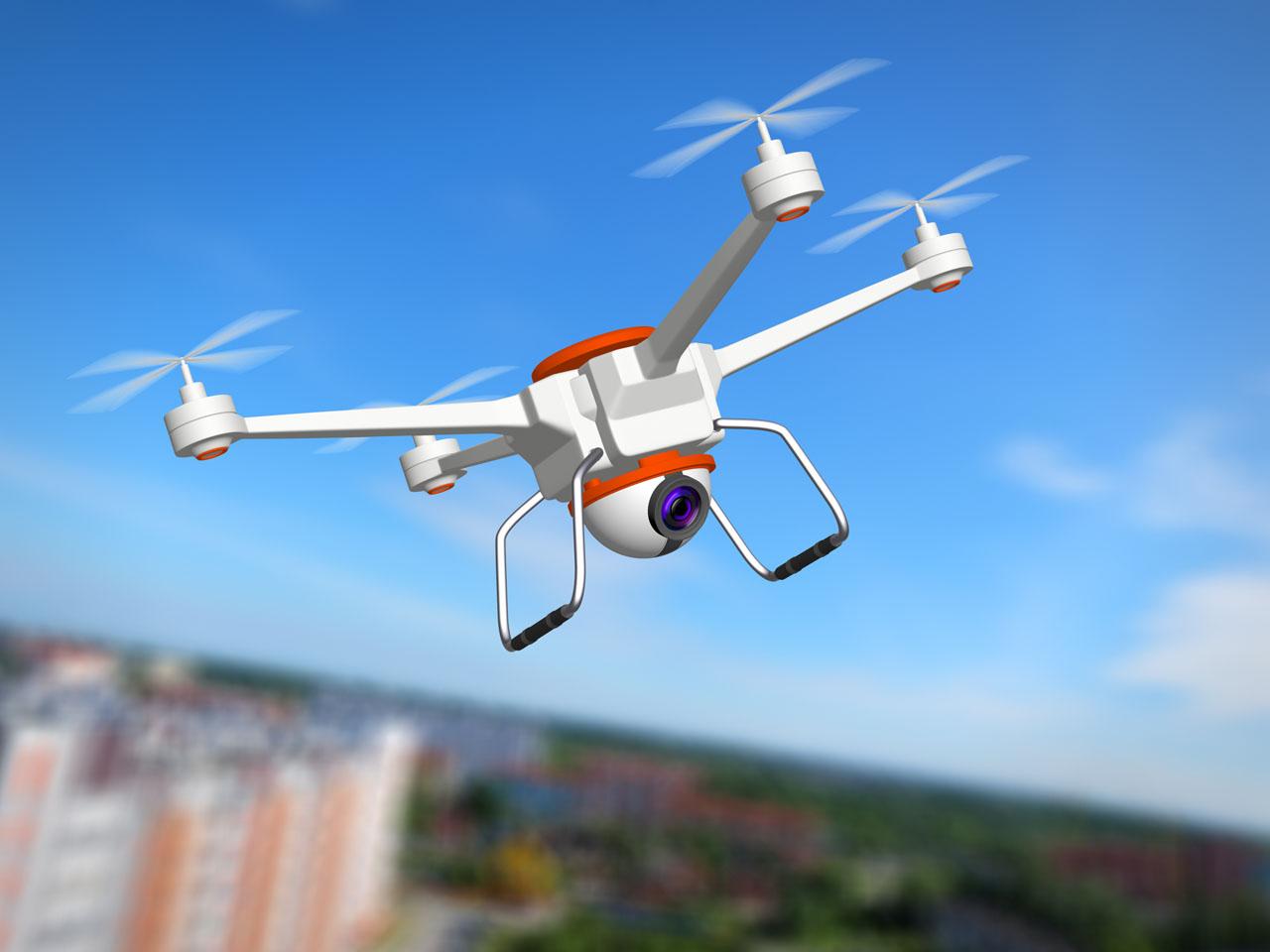Les drones mieux surveillés