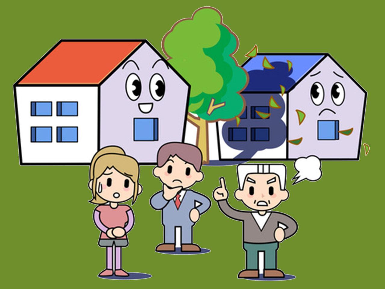 Vous êtes responsable des dégâts imputables à votre bien immobilier