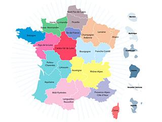 13 Nouvelles régions : quels nouveaux marchés immobiliers ?