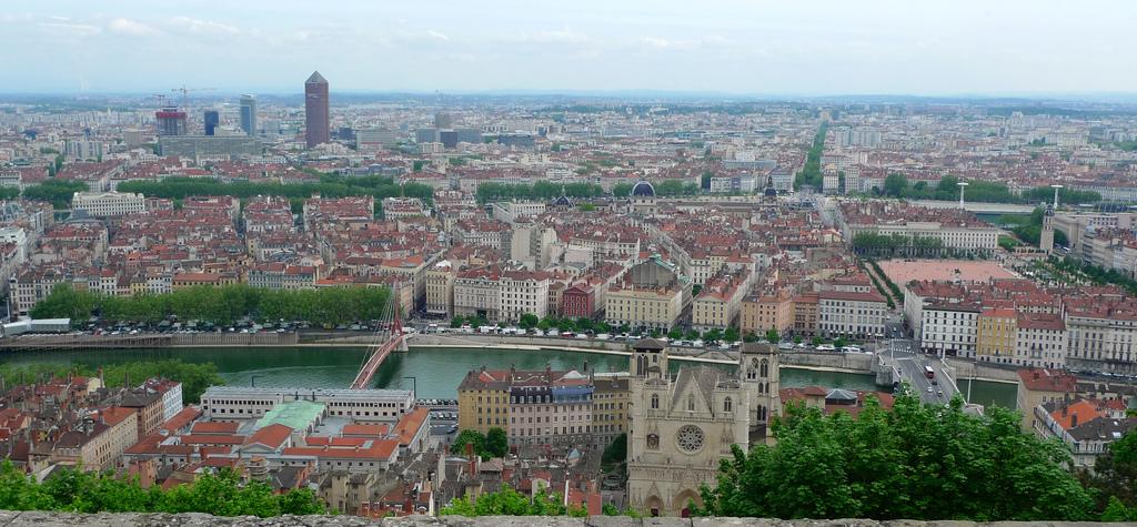 A Lyon, le quartier de la Part-Dieu est en profonde mutation