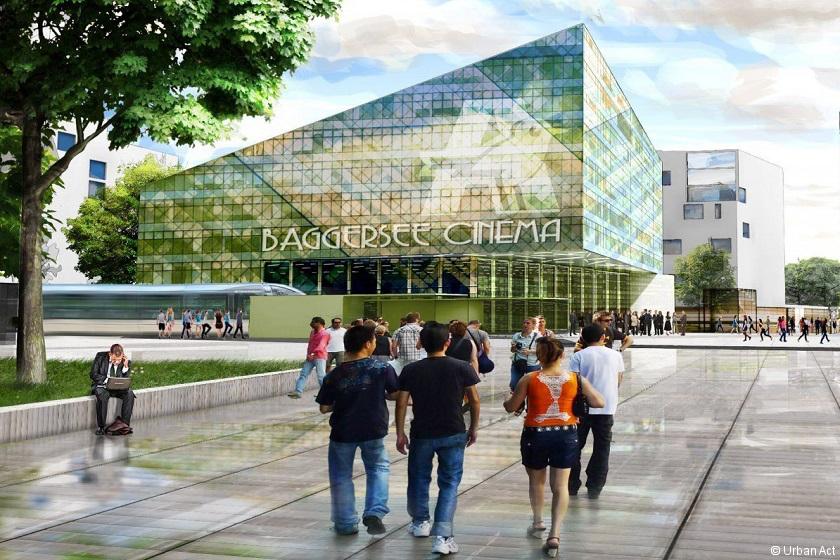 Baggersee : le futur lien urbain entre Strasbourg et Illkirch
