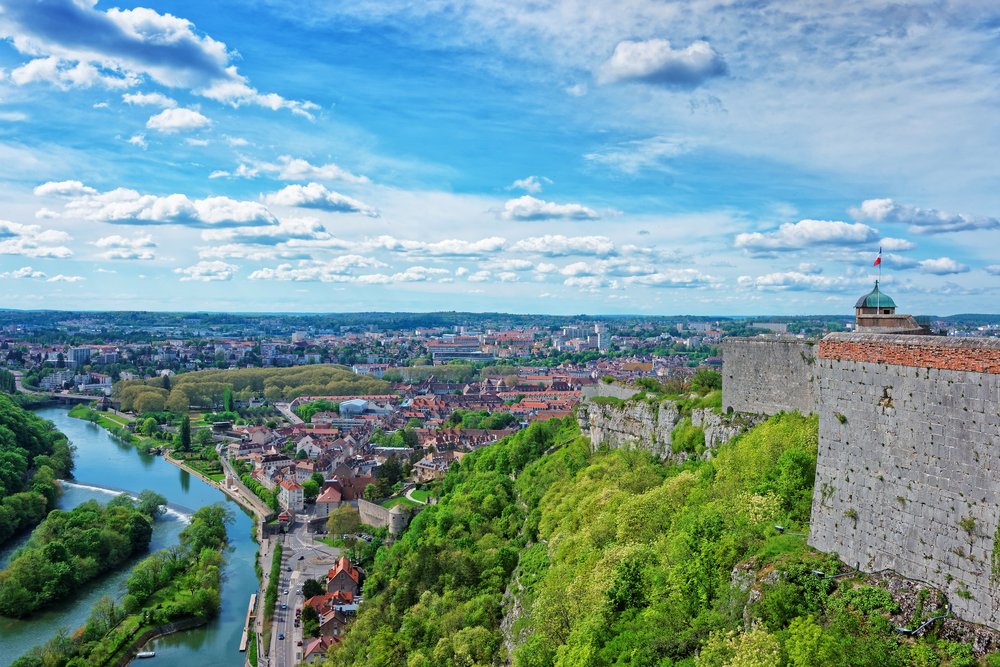 Besançon: aménagement du pôle tertiaire Viotte