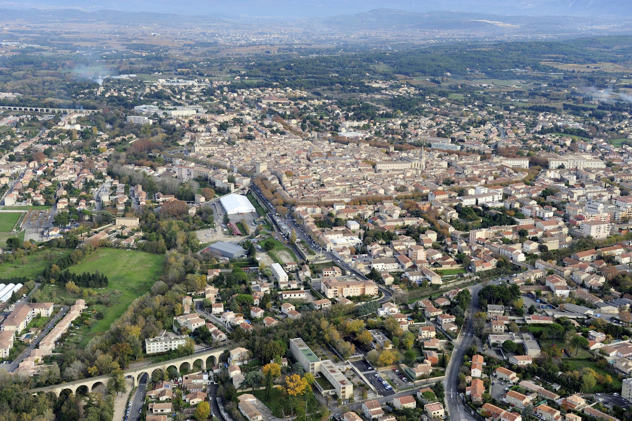 Carpentras à 30 minutes d'Avignon en TER !
