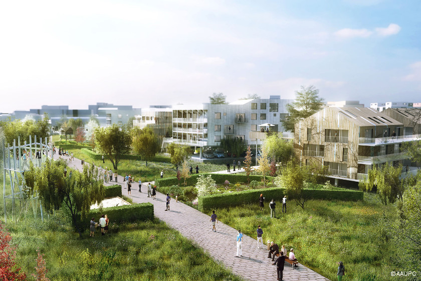 Chambéry : Vetrotex, de l'usine à l'écoquartier