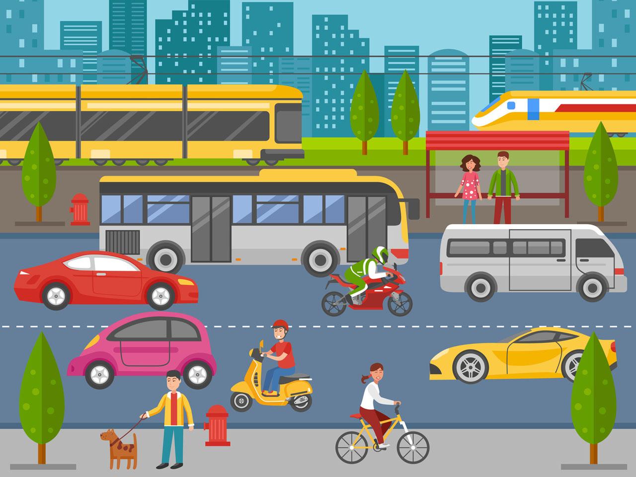 Grand Paris : le plan bus 2017-2020 validé