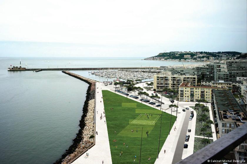Grand Quai du Havre : une future vitrine pour la ville