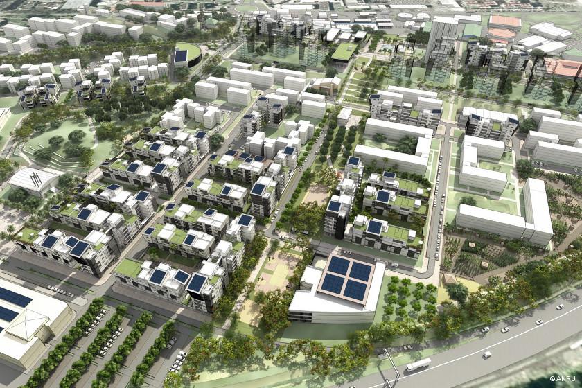 Guadeloupe : le renouvellement urbain est en marche !
