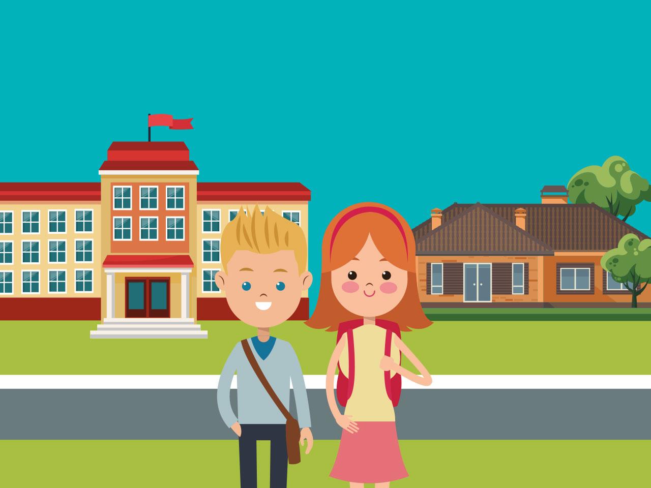 La proximité d'une école cotée fait grimper les prix de l'immobilier