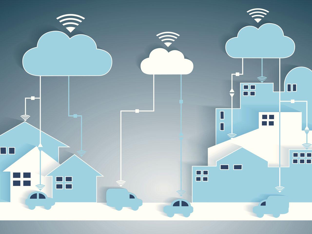 Le logement intelligent, bientôt connecté à la ville