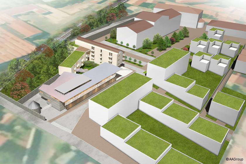 Le Puy-en-Velay : le renouveau du Pensio