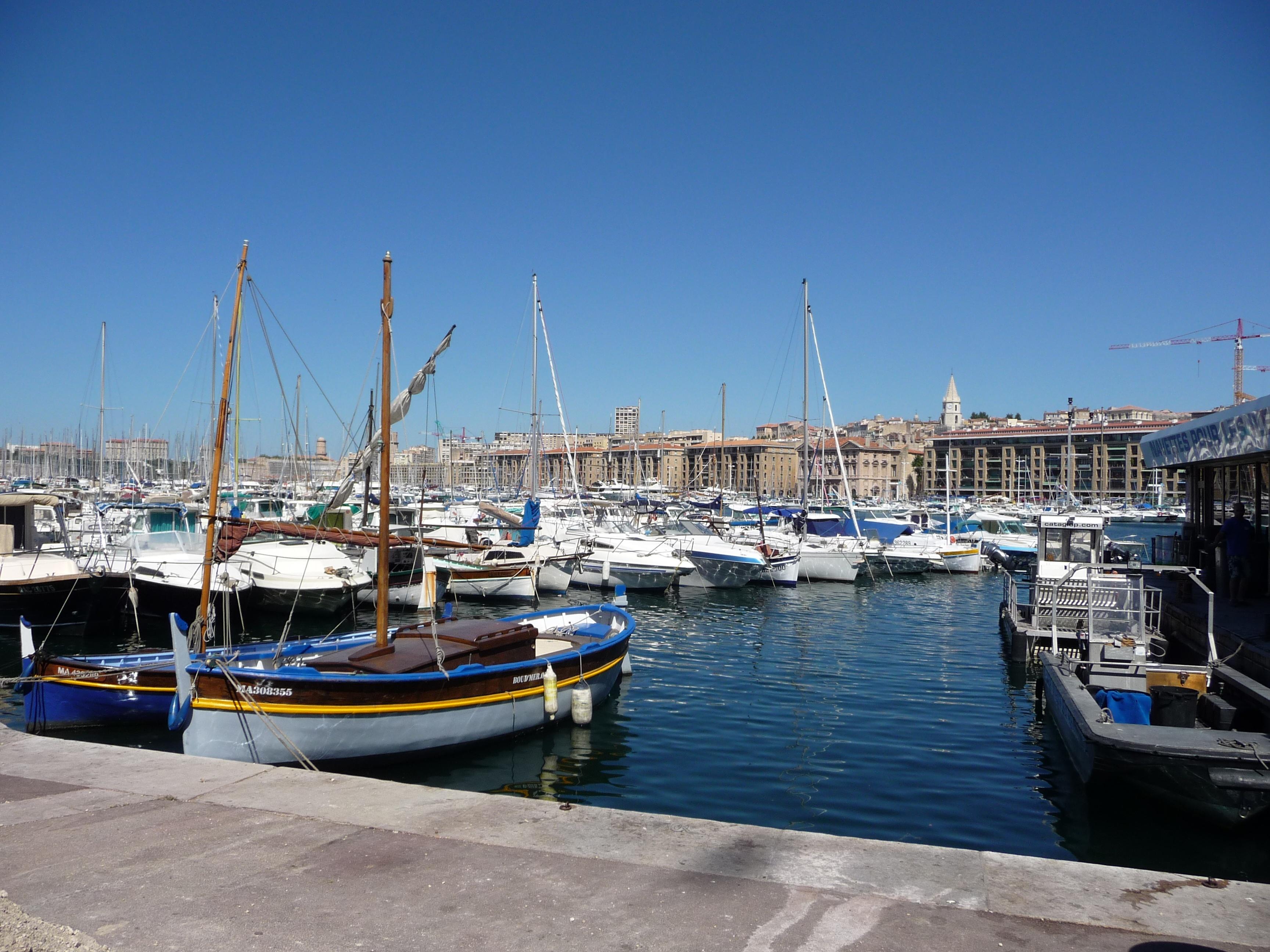 Le Vieux-Port de Marseille poursuit sa mue