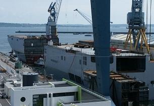 Les chantiers navals, la fierté de Saint-Nazaire