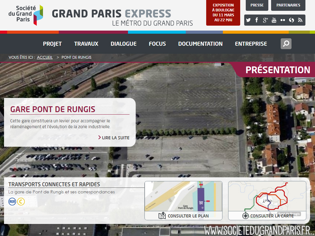 Les gagnants du Grand Paris