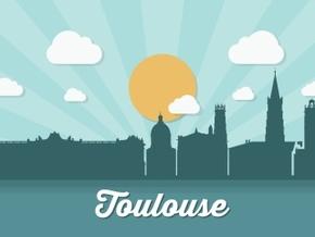 Toulouse heureux