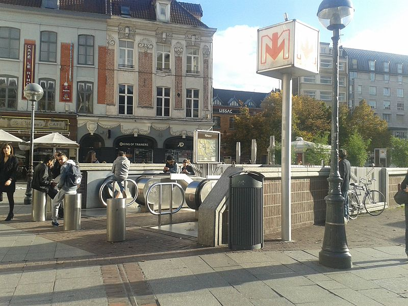 Lifting pour le métro de Lille