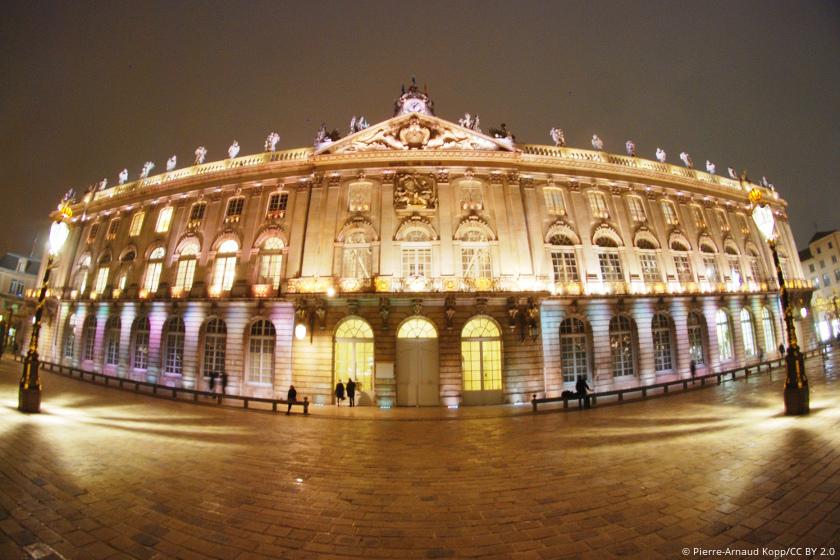 Qui a la plus belle place de France ?