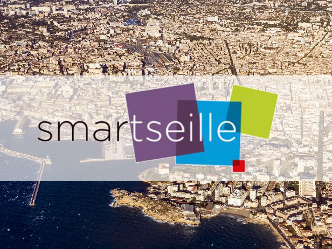 Smartseille, la ville du futur à Marseille