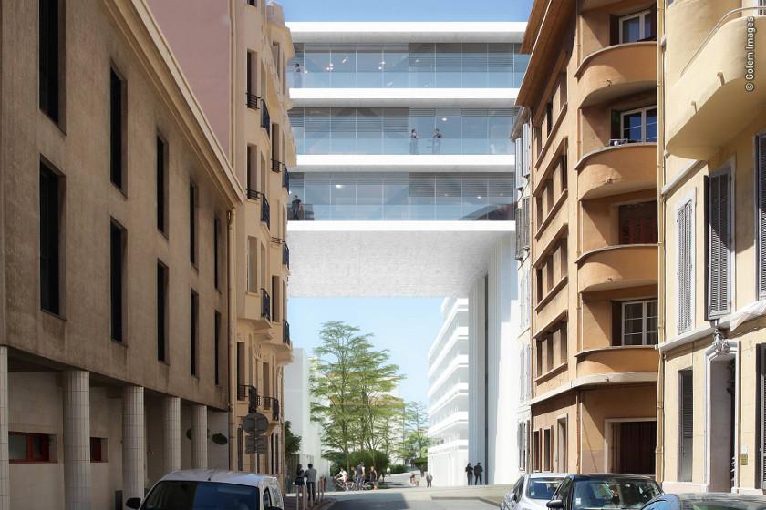 Toulon : le futur quartier Chalucet se dévoile