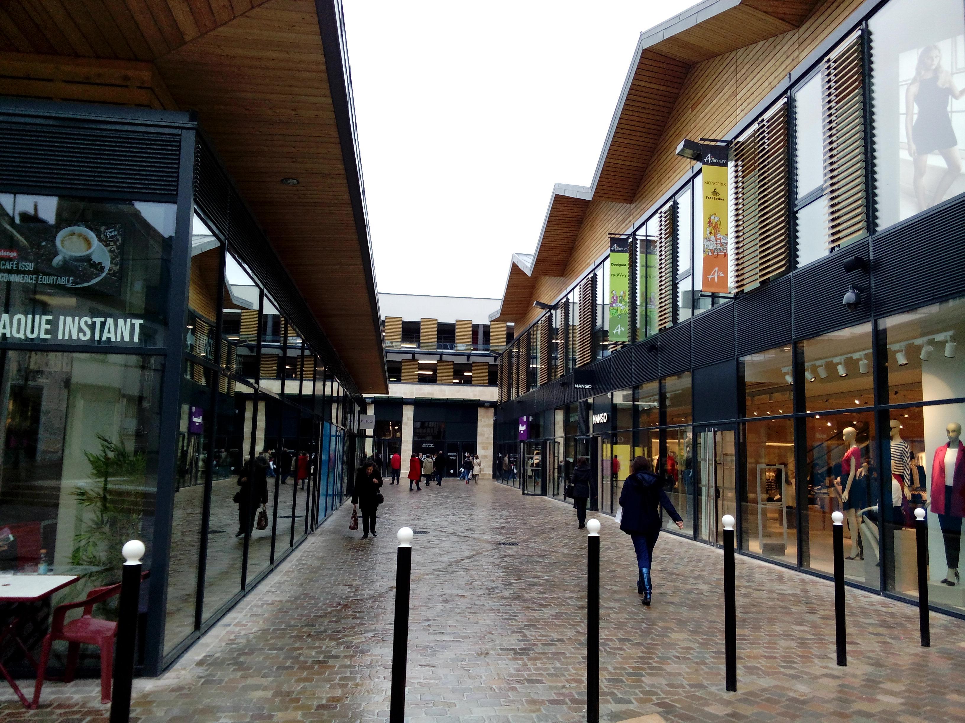 Un centre commercial à Bourges pour dynamiser le commerce