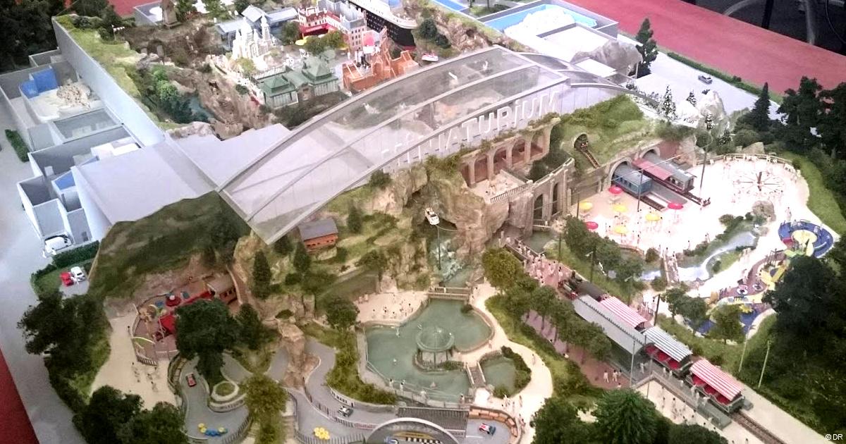 Un nouveau parc de loisirs en Lorraine en 2020