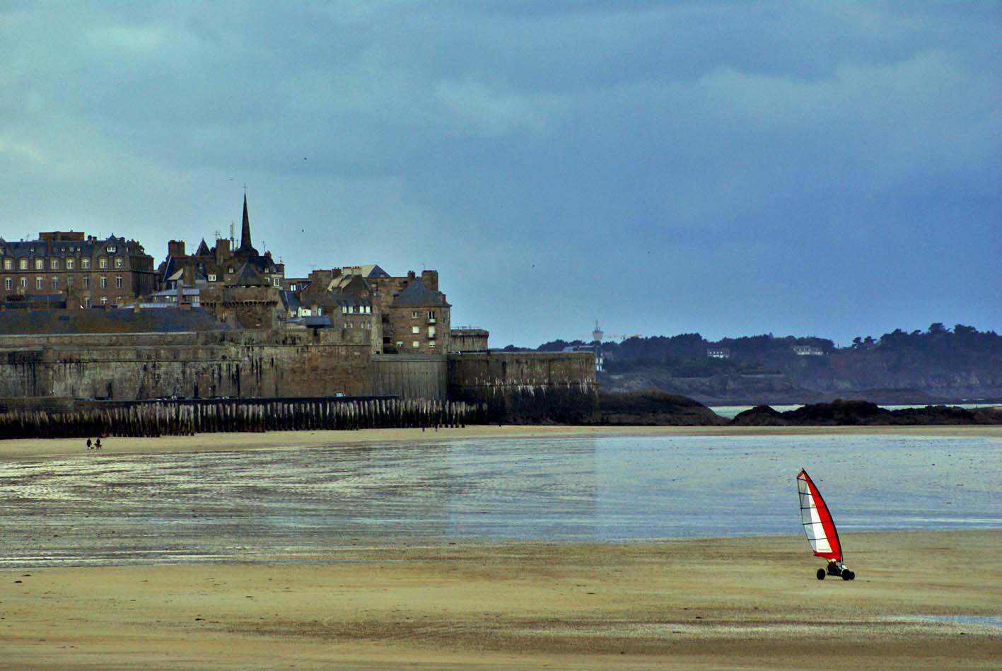 Un technopôle dédié aux biotechnologies marines à Saint-Malo