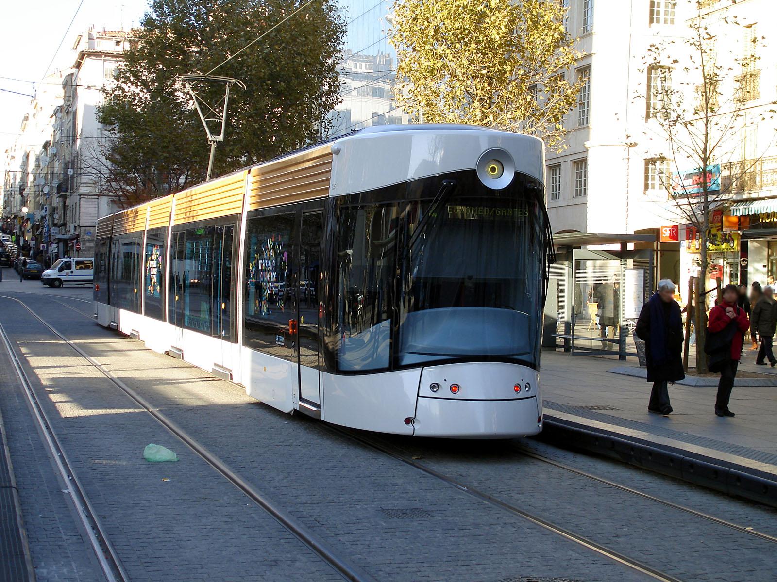 Une troisième ligne de tramway à Marseille