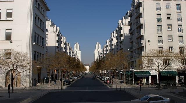 Villeurbanne : le quartier Gratte-Ciel a 80 ans