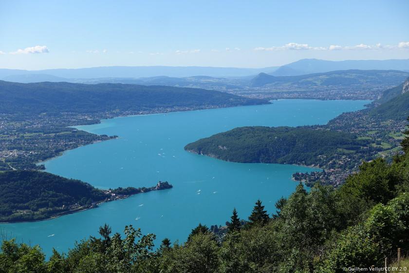 Vivre au bord du lac d'Annecy, un rêve très prisé