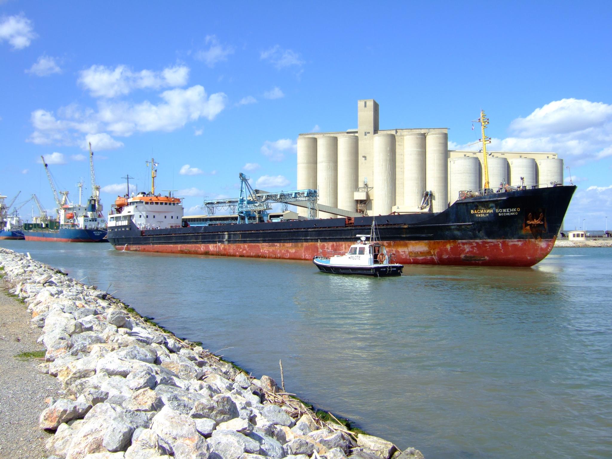 Zoom sur le projet d'extension du port de Port-la-Nouvelle