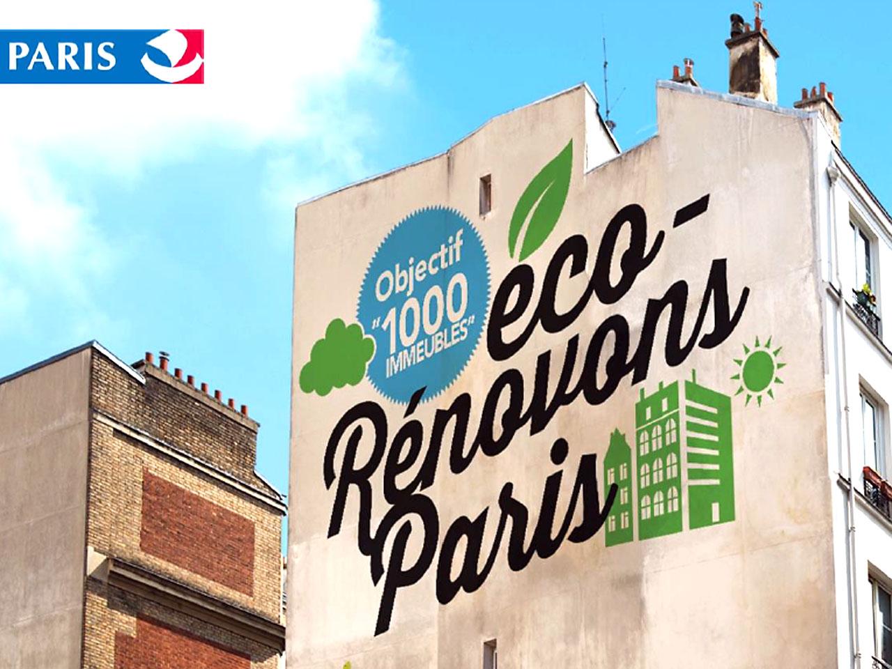 Éco-Rénovons : 11 000 logements rénovés à Paris
