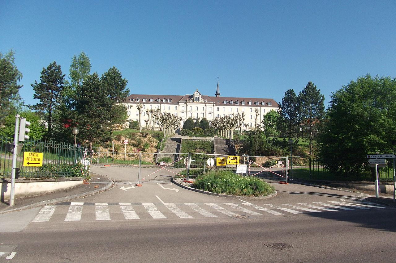 L'ancien hôpital de Vesoul fait place à un écoquartier